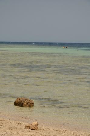 Gebel El Rosas : the bay