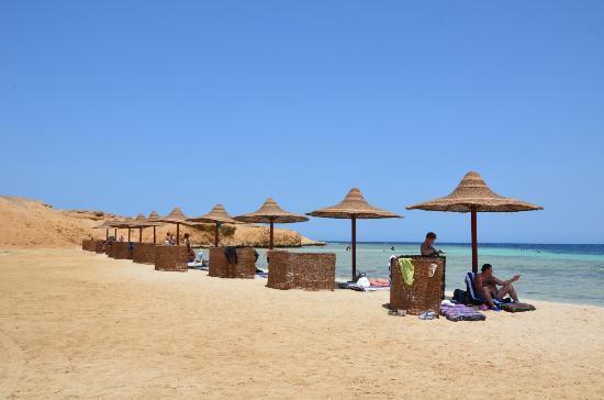 Gebel El Rosas : the beach