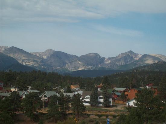 Hotel Estes: view