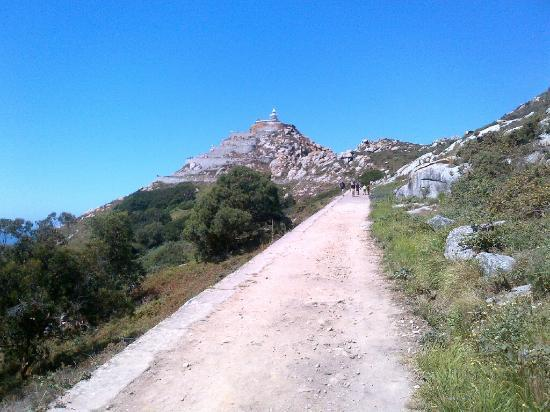 Playa de Rodas: Hike up to the lighthouse on Islas Cies