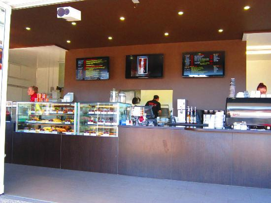Freddy Fuddpukka's Cafe: Cafe