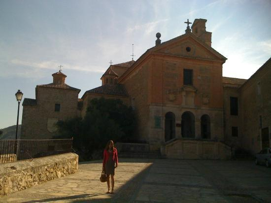 Castile-La Mancha, Spania: The convent