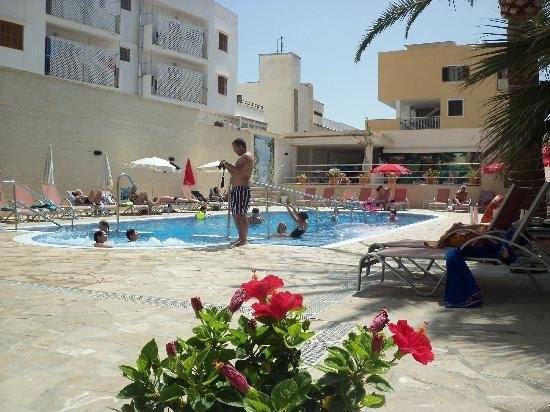 Biniamar: pool