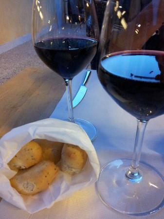 Delfina Palace Hotel: cena