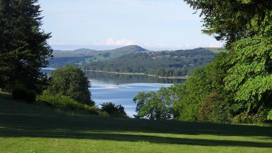 Monk Coniston: View of the lake