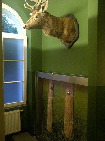 Alte Feuerwache: Die Herrentoilette