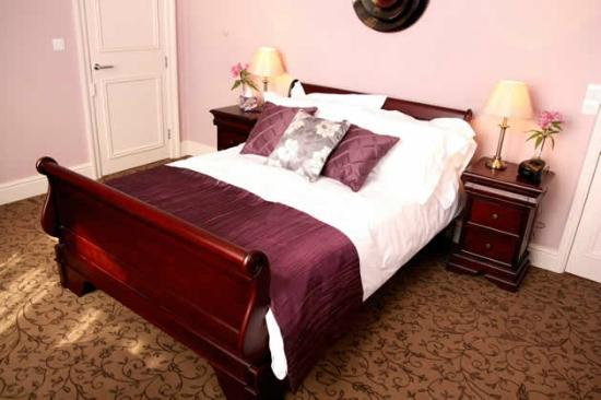 The Lord Rosebery: very comfy bed