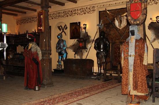 Muzeum Oreza Polskiego w Jantarowym Kasztelu w Kiermusach