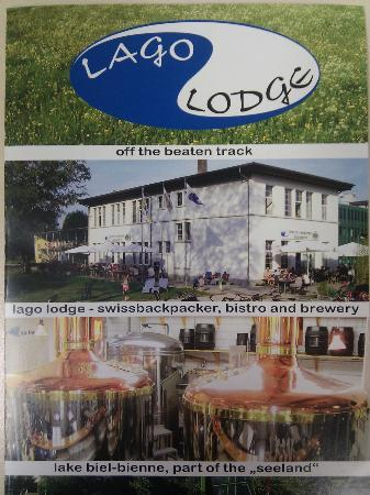 Lago Lodge : Hostal y cervecería