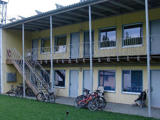 Lago Lodge: Habitaciones