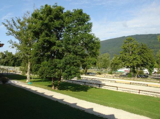 Lago Lodge: Vistas desde la habitación