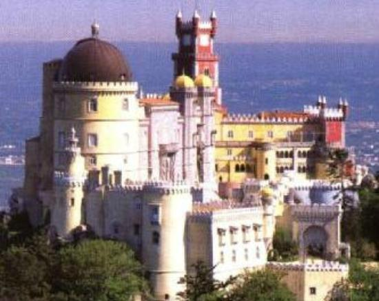 Valter Tours: Pena Palace - Sintra - Portugal