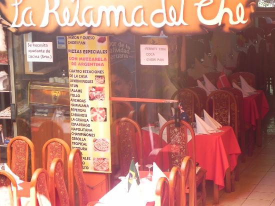 la  retamadel che restaurante: La retama del che