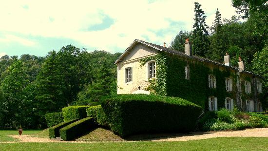 Domaine De La Brugere : LA MAISON COTE PARC