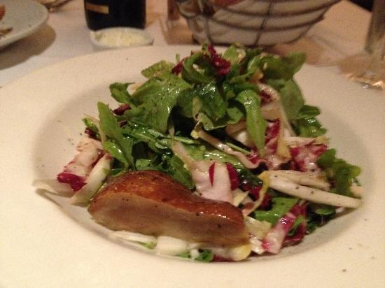 Forty2West Italian Bar & Chophouse : Tri-Color Salad