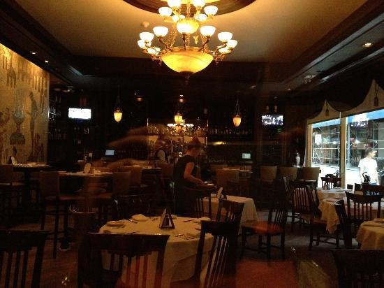 Forty2West Italian Bar & Chophouse : inside