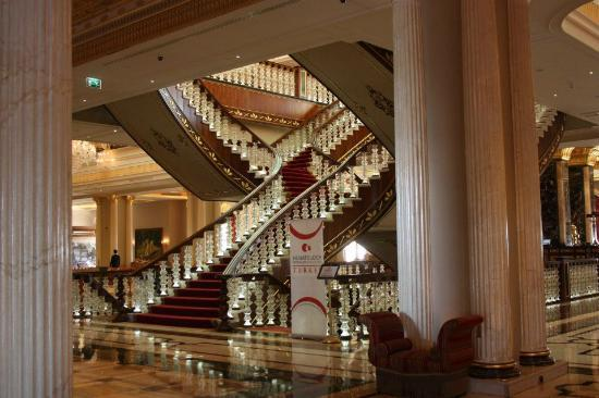 Mardan Palace: Reception