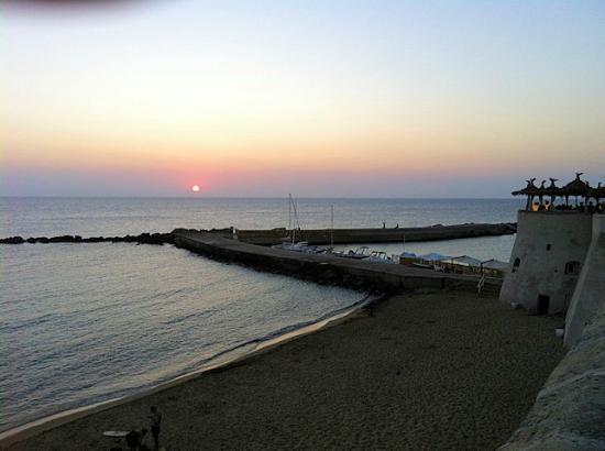 Spiaggia della Purita