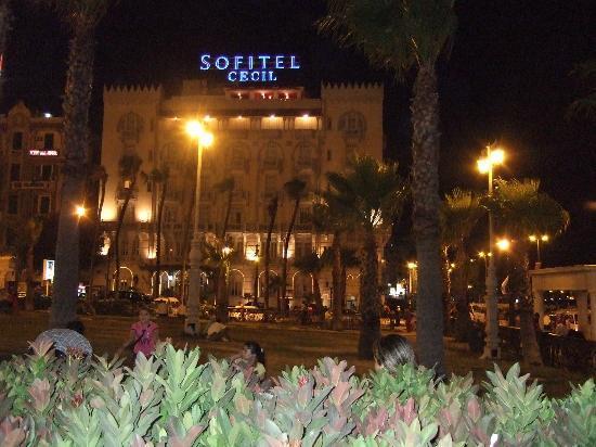 Steigenberger Cecil Hotel: Hotel cecil
