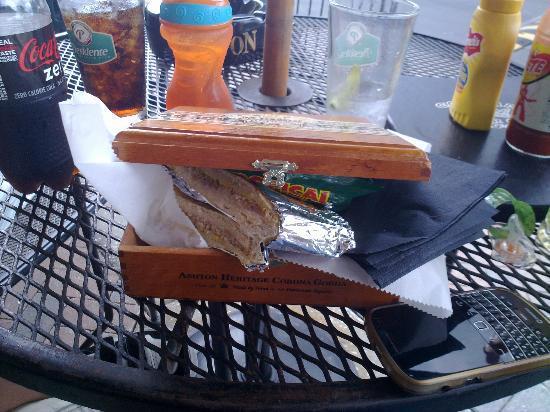 Corona Cigar Company: Cuban sandwich ...