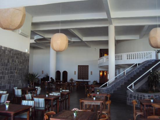 Hotel Mercedes: breakfast area