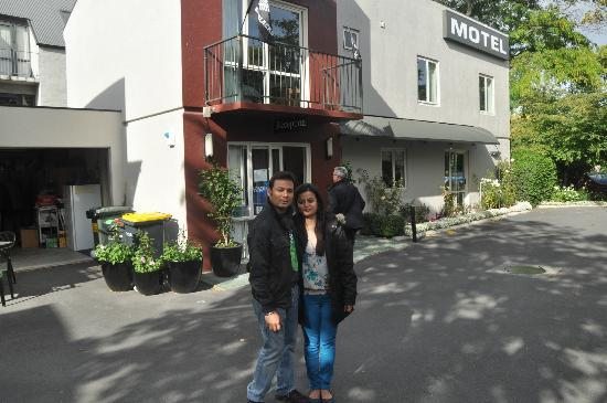 City Centre Motel, Christchurch