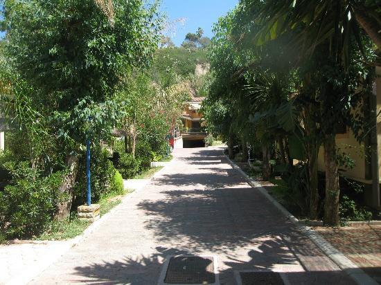 Villaggio Tramonto: Vista all'interno del Villaggio
