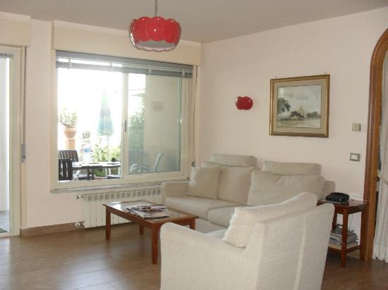 Residence Schuler: Living room