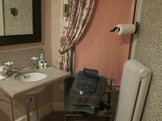 The Edge of Thyme, A B&B Inn: bathroom