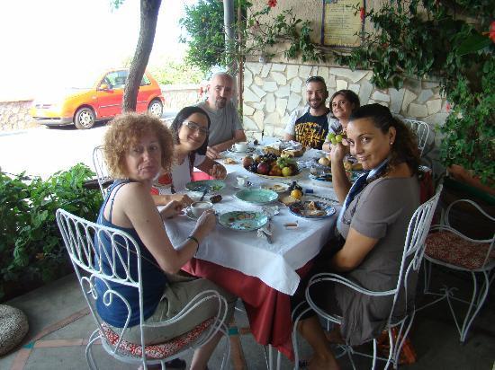 Al Barilotto Del Nonno : colazione dal Barilotto