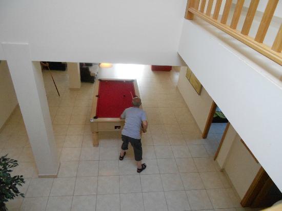 Vista Lobos Villas : Pool Table