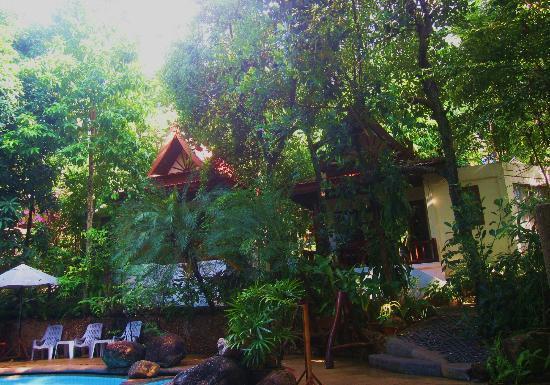 Natural Wing Health Spa & Resort: Meine Hütte