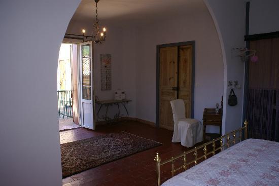 Maison Bersane : Chambre Améthyste