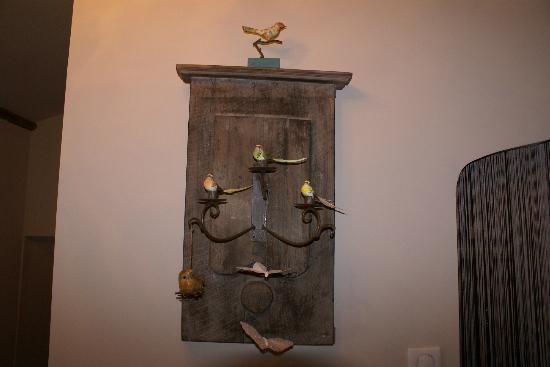 Maison Bersane : Chambre les oiseaux