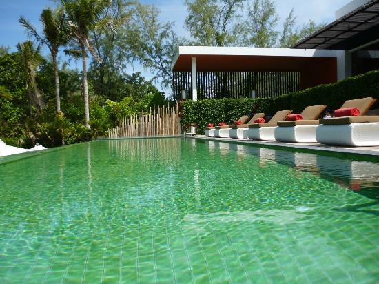 Club Med Phuket : piscine zen