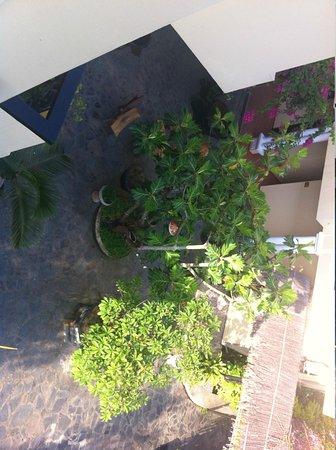 Phu Thinh Boutique Resort & Spa: le patio