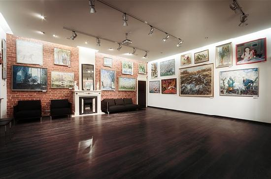 Molbert Art Gallery