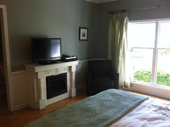 Abbey Inn: Sitting area