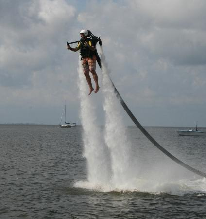 Manteo, Carolina del Norte: Jet Pack