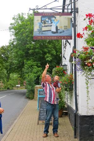 The Weighbridge Inn: Making people of all ages happy!