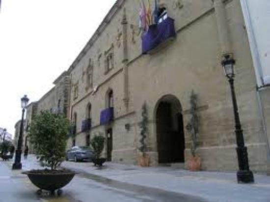 Palacio de los Salcedo: fachada