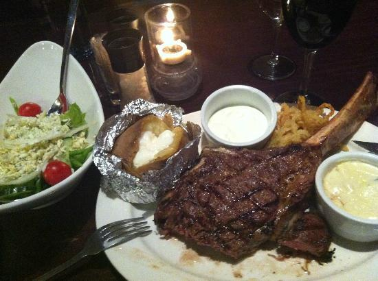 Tribes African Grill & Steakhouse: Prime Rib
