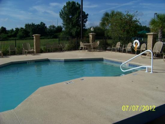 Holiday Inn Hotel & Conference Center: Another angle of pool