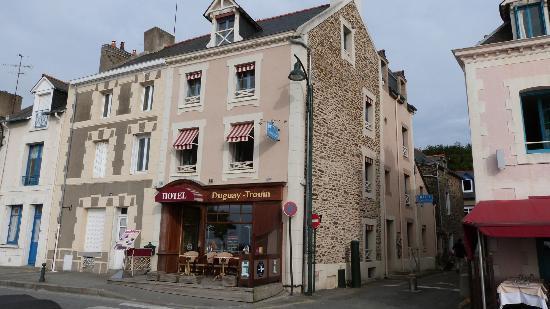 Hotel Duguay-Trouin : Hôtel
