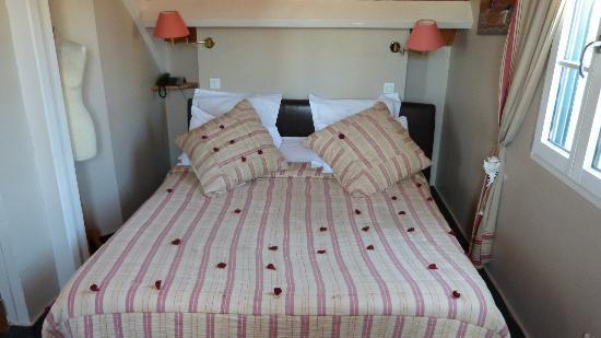 Hotel Duguay-Trouin : Literie