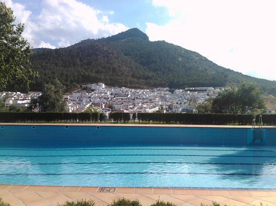 Bar Restaurante Piscina Municipal El Gastor : Vistas desde nuestra piscina