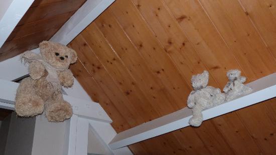 Hotel Duguay-Trouin : Décoration plafond