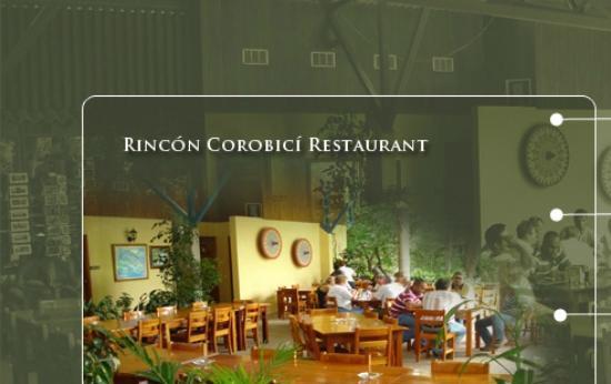 Rincon Corobici : restaurant