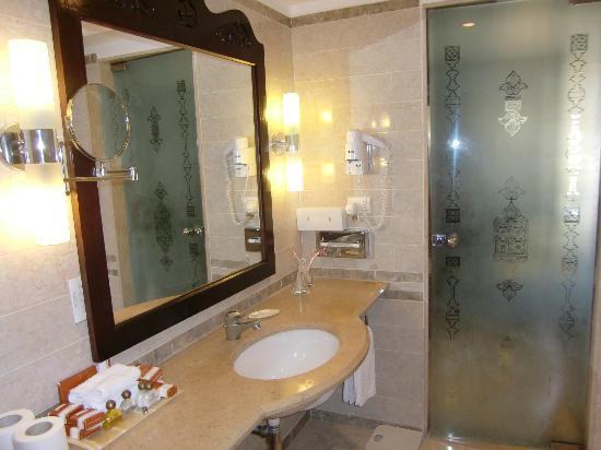 Steigenberger ALDAU Beach Hotel: ... Schönes Badezimmer .