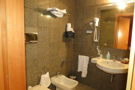 GranSerena Hotel: BAGNO
